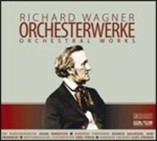 Orchestral Works - CD Audio di Richard Wagner