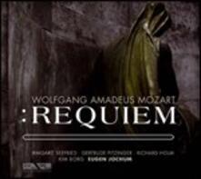 Requiem - CD Audio di Wolfgang Amadeus Mozart,Eugen Jochum