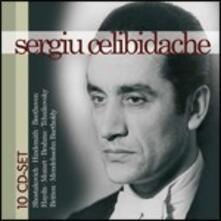 Sergiu Celibidache - CD Audio di Sergiu Celibidache