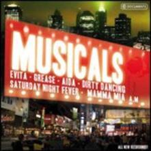 Musicals (Colonna Sonora) - CD Audio
