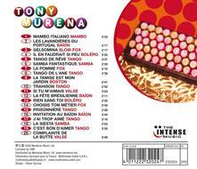Cocktail Musette - CD Audio di Tony Murena