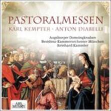 Messe pastorali - CD Audio di Anton Diabelli