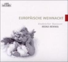 Europaische Weihnacht - CD Audio di Khabenchor Hannover