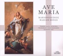 Ave Maria - CD Audio di Freiburger Domsingknaben