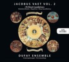 Te Deum Laudamus - CD Audio