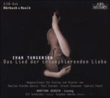 Das Lied Der Triumphierenden Liebe - CD Audio di Ulf Schneider,Stephan Imorde