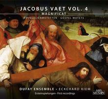 Maginficat - Mottetti evangelici - CD Audio di Jacobus Vaet,Dufay Ensemble