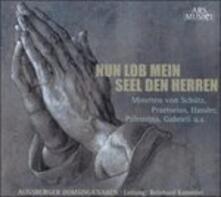Nun Lob Mein Seel Den Herren - CD Audio di Augsburger Domsingknaben