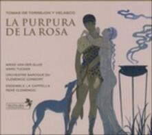 La Purpura de la Rosa - CD Audio di Mark Tucker