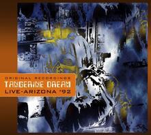 Arizona - Live 1992 - CD Audio di Tangerine Dream