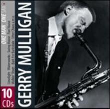 One Man One Sax - CD Audio di Gerry Mulligan