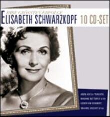 Elisabeth Schwarzkopf - CD Audio di Elisabeth Schwarzkopf