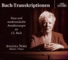 Suona Bach - CD Audio di Johann Sebastian Bach,Angelika Nebel
