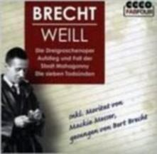 L'opera da tre soldi (Die Dreigroschenoper) - CD Audio di Kurt Weill