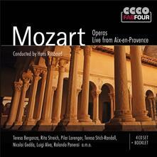 Opera. Live in Aix-en-Provence - CD Audio di Wolfgang Amadeus Mozart