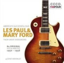 Great Evergreens - CD Audio di Les Paul,Mary Ford