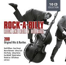 Rock-A-Billy 1 - CD Audio
