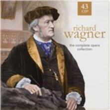Opere complete (Box Set) - CD Audio di Richard Wagner