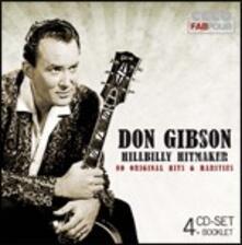 Hillbilly Hitmaker - CD Audio di Don Gibson