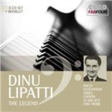 The Legend - CD Audio di Dinu Lipatti