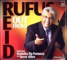 Out Front (Digipack) - CD Audio di Rufus Reid