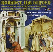 Kommet ihr Hirten - CD Audio di Felix Mendelssohn-Bartholdy