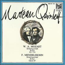 Quintetto per Archi n.1 K174 in Si - CD Audio di Wolfgang Amadeus Mozart