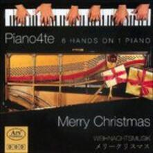 Piano4te - CD Audio di Anderson
