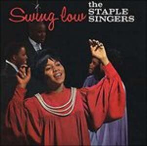 Swing Low - Vinile LP di Staple Singers