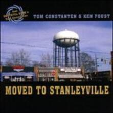 Moved to Stanleyville - CD Audio di Tom Constanten