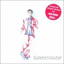 Live & Maxi - CD Audio di Clowns & Helden