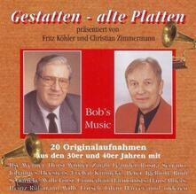 Gestatten.alte Platten - CD Audio