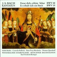 Kantaten - CD Audio di Johann Sebastian Bach