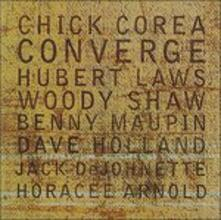 Converge - CD Audio di Chick Corea