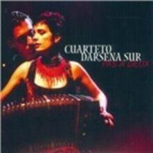 Pas a Deux - CD Audio di Cuarteto Darsena Sur
