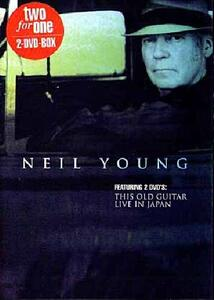 Neil Young. This Old Guitar. Live in Japan (2 DVD)