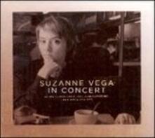 In Concert - CD Audio di Suzanne Vega