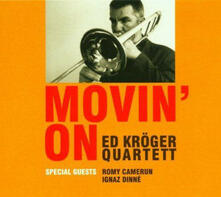 Movin' on - CD Audio di Ed Kruger