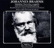 Samtliche Chorwerke - Vinile LP di Johannes Brahms