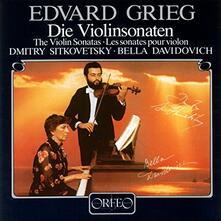 Violiensonaten. Sitkovetsk - Vinile LP di Edvard Grieg