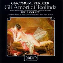 Teolinda - Vinile LP di Giacomo Meyerbeer