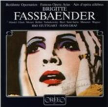 Famous Opera Arias - CD Audio di Brigitte Fassbaender