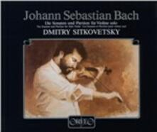 Sonate & Partitas for so - CD Audio di Johann Sebastian Bach