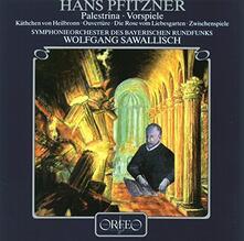 Palestrina Vorspiele - Vinile LP di Hans Pfitzner