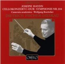 Cello Concerto C - Dur - CD Audio di Franz Joseph Haydn