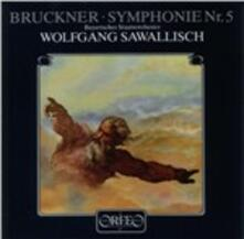 Sinfonia N.5 - CD Audio di Anton Bruckner