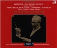 Das Dunkle Reich - Von Deut - CD Audio di Hans Pfitzner