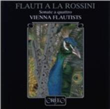 Sonate e Quattro - CD Audio di Gioachino Rossini