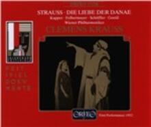Die Liebe der Danae - CD Audio di Richard Strauss