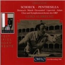 Penthesilea - CD Audio di Othmar Schoeck